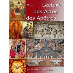 Lecture des Actes de Apôtres
