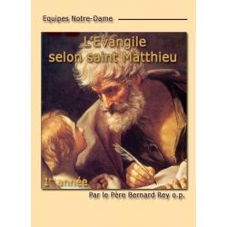 Évangile selon saint Matthieu (1ère année)