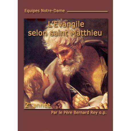 Évangile selon saint Matthieu (2ème année)