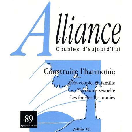 Construire l'harmonie