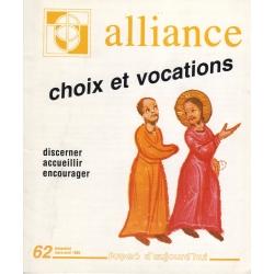 Choix et vocations