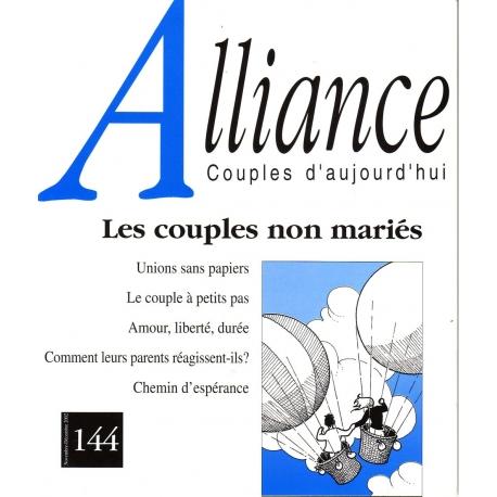 Les couples non mariés