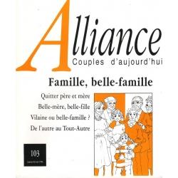 Famille et belle famille
