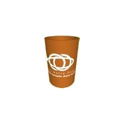 Gobelet ecocup/doseur orange 30cl