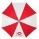 Parapluie END Rouge