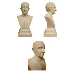 Buste du Père Caffarel - 10cm