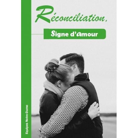 Réconciliation, signe d'amour