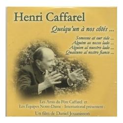 """DVD """"Henri Caffarel, quelqu'un à nos côtés"""""""